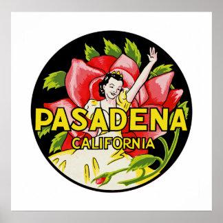 Pasadena Poster
