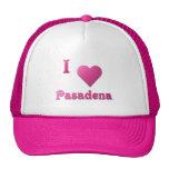 Pasadena -- Rosas fuertes Gorros Bordados