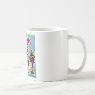 Pasadena Summer Love Coffee Mug