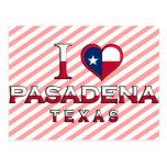 Pasadena, Texas Postcards