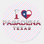 Pasadena, Texas Sticker