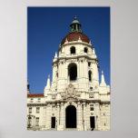 Pasadena's City Hall Posters