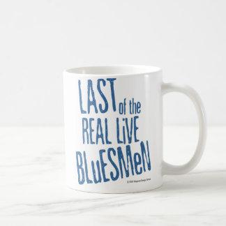 Pasado de la taza viva real de los Bluesmen