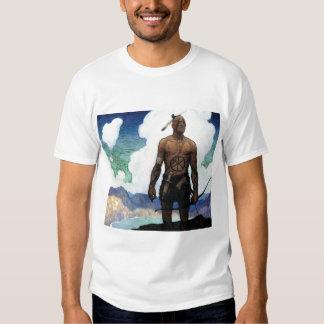 Pasado de los Mohicans Camisas