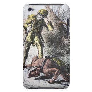 """""""Pasado de los Mohicans"""" por James Fenimore Cooper iPod Touch Case-Mate Cárcasas"""