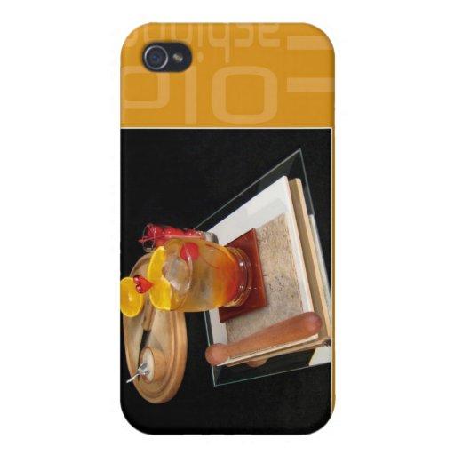 Pasado de moda iPhone 4 protectores