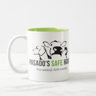 Pasado's Safe Haven Coffee Mug