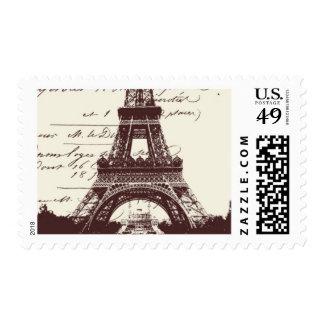 Pasaporte a París A de Ceci Nueva York Sellos Postales