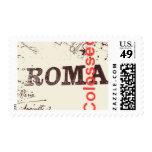 Pasaporte a Roma C de Ceci Nueva York Sello