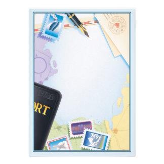 Pasaporte al © del destino