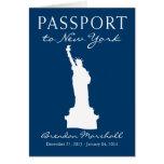 Pasaporte de las vacaciones de invierno de New Yor