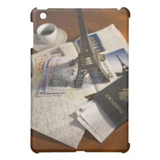 Pasaporte y objetos de recuerdo