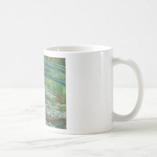 Pasarela del japonés de Monet- Taza De Café