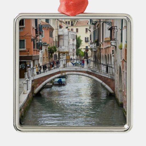 Pasarela en Venecia Adorno