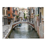 Pasarela en Venecia Tarjetas Postales