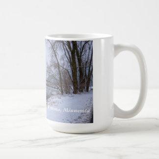 Pasarela Nevado de la taza de café de Winona