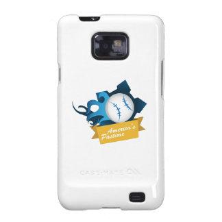 Pasatiempo de Américas Samsung Galaxy S2 Fundas
