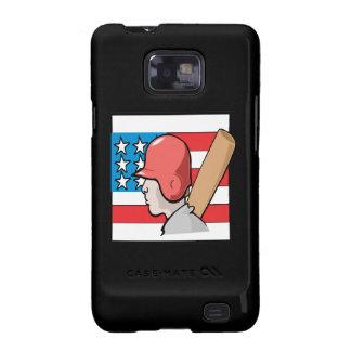Pasatiempo de Américas Samsung Galaxy S2 Carcasas