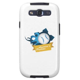 Pasatiempo de Américas Samsung Galaxy SIII Funda