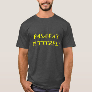PASAWAY BUTTERFLY TEE