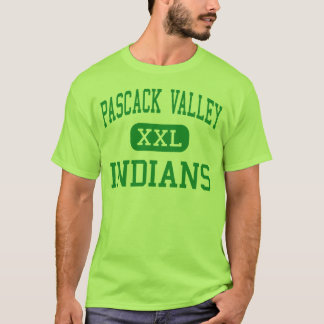 Pascack Valley - Indians - High - Hillsdale T-Shirt