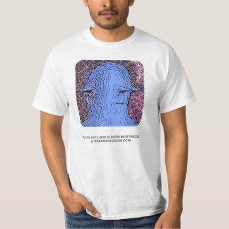 Pascagoula alien shirt - 2 sided