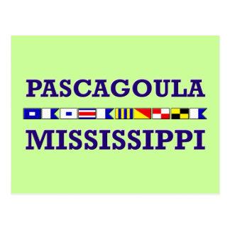Pascagoula Postcard