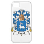 Pascal Family Crest iPhone 5C Case