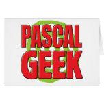 Pascal Geek Cards