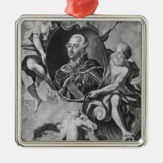 Pascal Paoli Metal Ornament