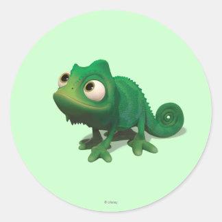 Pascal Round Sticker