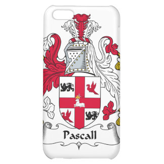Pascall Family Crest iPhone 5C Case