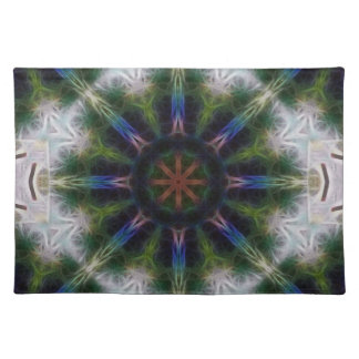 Pasch Kaleidoscope Cloth Placemat