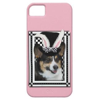 Páscoa - algum coelho o ama - Corgi iPhone 5 Cases