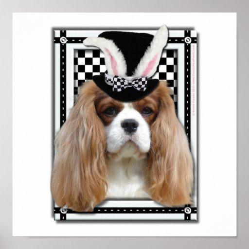Pascua - algún conejito le ama - Blenheim arrogant Impresiones