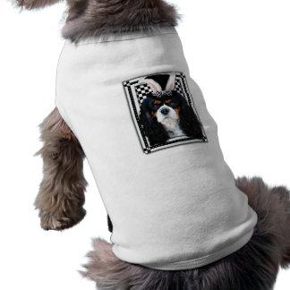 Pascua - algún conejito le ama - caballeros camisas de perritos