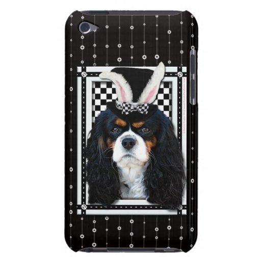 Pascua - algún conejito le ama - caballeros tricol iPod Case-Mate protector