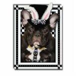 Pascua - algún conejito le ama - dogo francés esculturas fotográficas