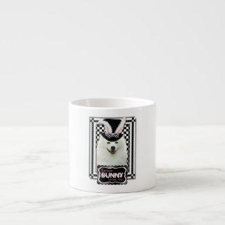 Pascua - algún conejito le ama - Eskie Taza Espresso