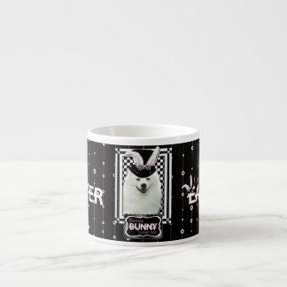 Pascua - algún conejito le ama - Eskie Tazas Espresso