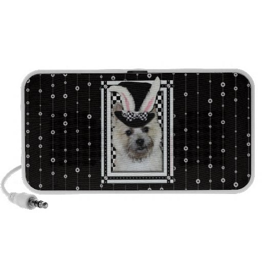 Pascua - algún conejito le ama - mojón Terrier PC Altavoces