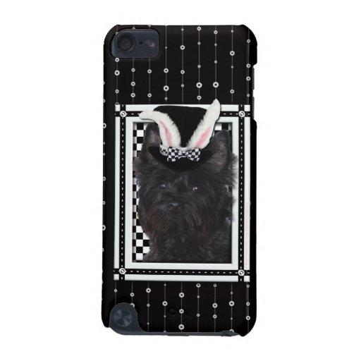 Pascua - algún conejito le ama - mojón Terrier Funda Para iPod Touch 5G