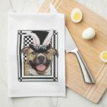 Pascua - algún conejito le ama - Pitbull Toallas