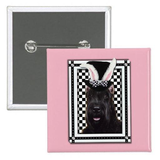 Pascua - algún conejito le ama - Schnauzer Pins