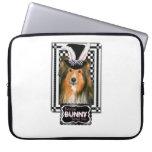Pascua - algún conejito le ama - Sheltie Mangas Computadora
