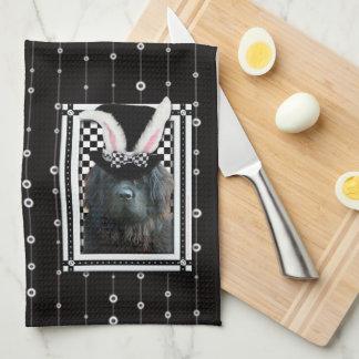 Pascua - algún conejito le ama - Terranova Toallas De Mano