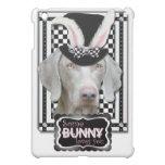 Pascua - algún conejito le ama - Weimaraner