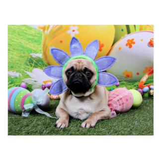 Pascua - barro amasado - Louie Postales