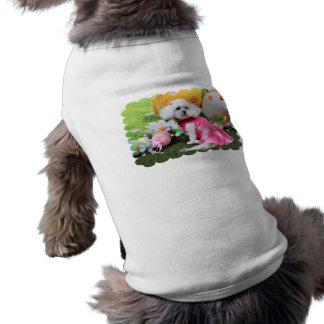 Pascua - Bichon Frise - Mia Camisa De Mascota