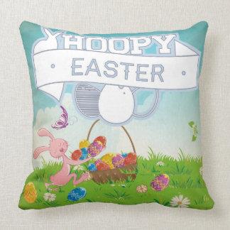 Pascua de lúpulo almohada